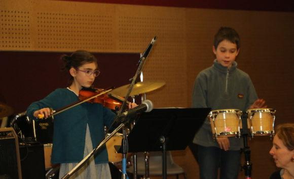 Orchestre débutants